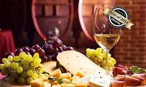 Vinolivo: 3 Std. Weinprobe mit Aperitif, Käse und Brot für bis zu 2 Personen bei Vinolivo ab 19,90 € (bis zu 67% sparen*)