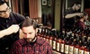 The Modern Man Barber Shop - Portland: $15 for a Men's Haircut or Straight-Razor Shave at The Modern Man Barber Shop (Up to $28 Value)