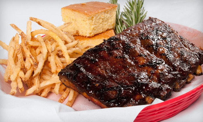 Rock & Rita's - Las Vegas: American Barbecue and Drinks at Rock & Rita's (Half Off). Two Options Available.