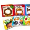 Boo! and Simon Says Board Books; Set of 8