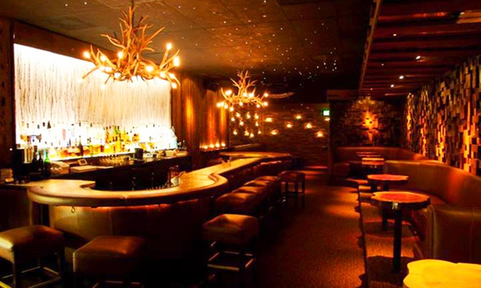 The Woods - Hollywood: Specialty Cocktails and Drinks at The Woods (Up to 47% Off).