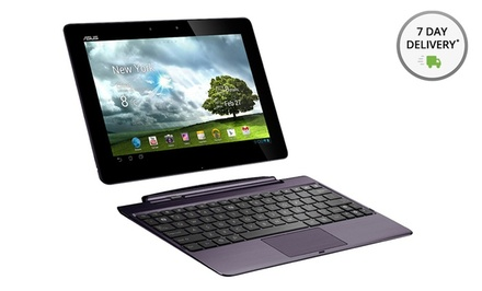 ASUS Transformer Pad Infinity Tablet (Refurbished) with or without Dock. Free Returns.