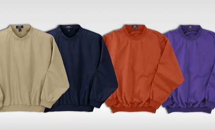 Vantage Eagle Microfiber Windshirts. Multiple Colors Available. Free Returns.