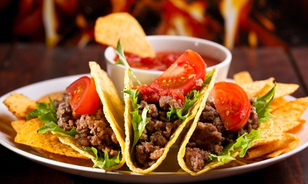 Mexican Cuisine at Senor Panchos (Up to 50% Off). Three Options Available.