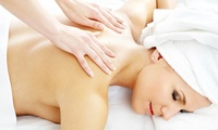 GROUPON: Up to 53% Off Relaxation or Aromatherapy Massage Metamorphosis Massage