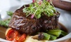 Café Chez Eric - Wakefield: C$30 for C$50 Worth of French Cuisine for Two at Chez Eric Café & Bistro