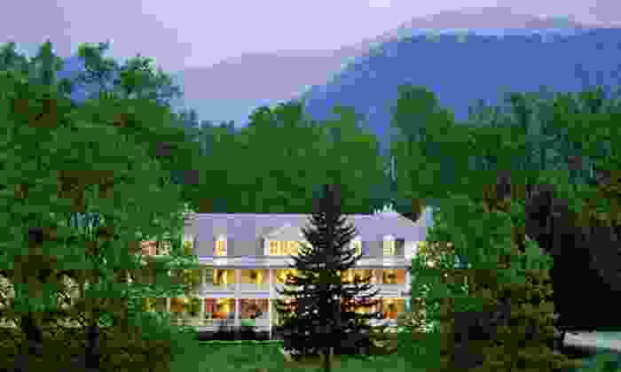 Balsam Mountain Inn - Balsam, NC: Two-, Three, or Four-Night Stay at Balsam Mountain Inn in the Great Smoky Mountains, NC