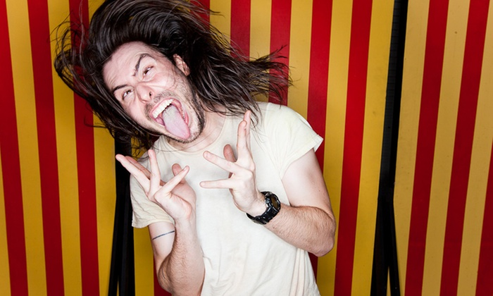 Party Madness 64 featuring Andrew W.K. - The Door: Party Madness 64 Featuring Andrew W.K. at The Door on Saturday, October 11, at 2 p.m. (Up to 49% Off)