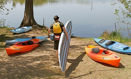 $50 or $100 Gift Certificate Towards any Paddling Class, Camp, or Event at The Expedition School (Up to 45% Off)