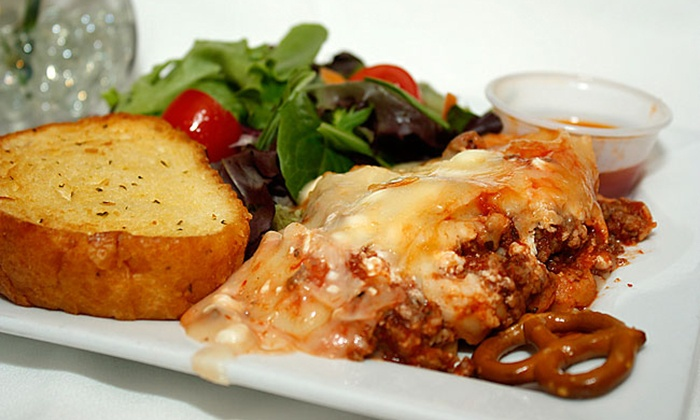9 East Coffee - Freeport: Lunch or Breakfast at 9 East Coffee (Up to 47% Off)