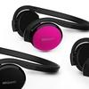 MiiKey Sweat Proof Wireless Bluetooth Stereo Headphones w/ Mic