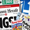"""""""Miami Herald"""" - $9 for Sunday Home Delivery"""