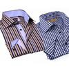 Brio Men's 100% Cotton Dress Shirts