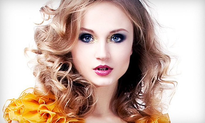 Snips Salon - Third Ward: Hair, Waxing, and Makeup Packages at Snips Salon (Up to 68% Off). Three Options Available.
