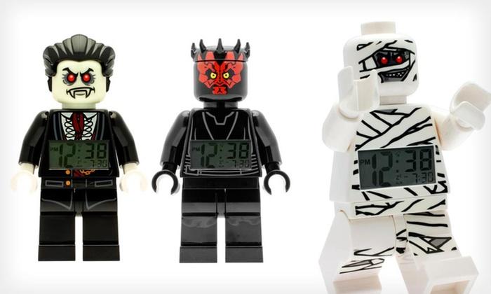 $12.99 for a LEGO Mini Figure Alarm Clock | Groupon