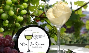Spring Lake Winery: Homemade Italian-Style Wine and Food Pairing for Two or Four at Spring Lake Winery (Up to 71% Off)