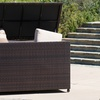 Large Outdoor Wicker Cushion-Storage Box