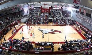North Carolina Central University Athletics: NCCU Eagles Basketball Game on February 13 or 29