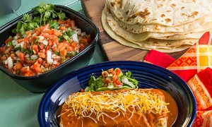 Costa Vida: $10 for $20 Worth of Mexican Cuisine and Drinks at Costa Vida