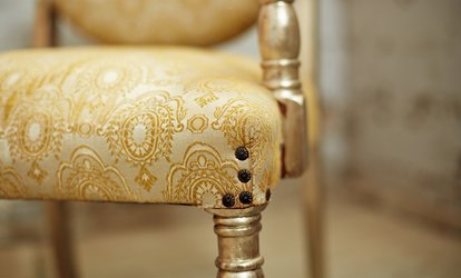 <strong>Upholstery Cleaning</strong> Service from Robert Gleusner Carpet And Tile (Up to 59% Off)