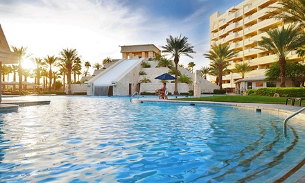 Stay at Cancún Resort Las Vegas, NV. Dates into December.