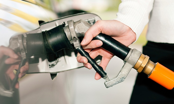 Mobile Fuel - Houston: $20 for $40 Worth of Premium Gas from Mobile Fuel