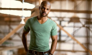 Kirk Franklin: Kirk Franklin on April 5 at 7:30 p.m.