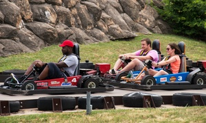 Mountasia Family Fun Park (DFW): $15 for Two 2-Hour Unlimited Rides Passes at Mountasia Family Fun Park ($30 Value)
