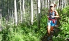 XTERRA Trail Runs - Minturn-Red Cliff: 10K or Half-Marathon Trail Run for One on Sunday, July 15, from XTERRA Trail Runs in Beaver Creek (Half Off)