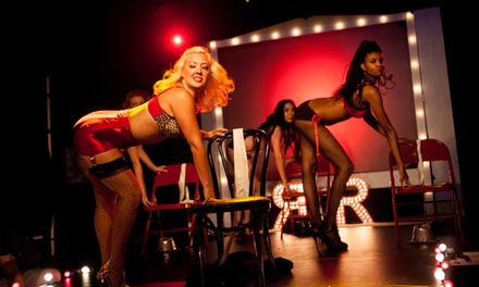 One or Three 90-Minute Burlesque Workshops at Ruby Room Studio (Up to 59% Off)