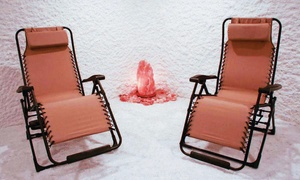 The Salt Room Woodbury: One, Three, or Five Salt-Therapy Sessions at The Salt Room Woodbury (Up to 48% Off)