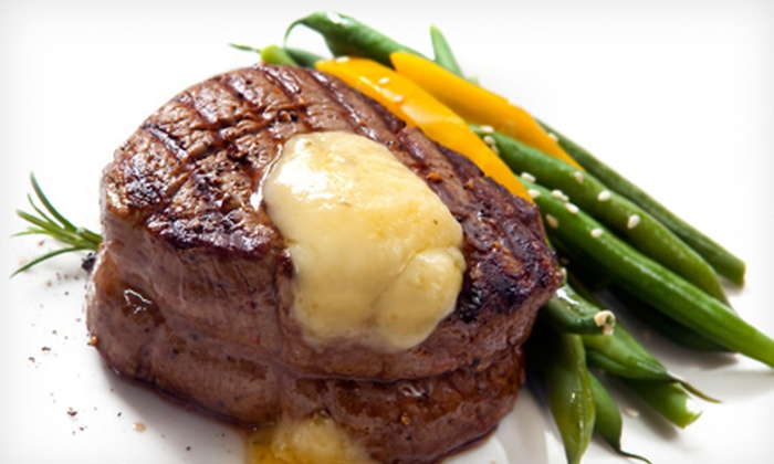 America - Ripon: $15 for $30 Worth of Upscale American Cuisine and Drinks at America
