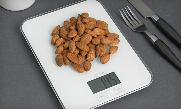 Kitchen Essentials Digital Kitchen Scale: $18 for a Kitchen Essentials Digital Kitchen Scale ($34.99 List Price). Free Shipping and Free Returns.