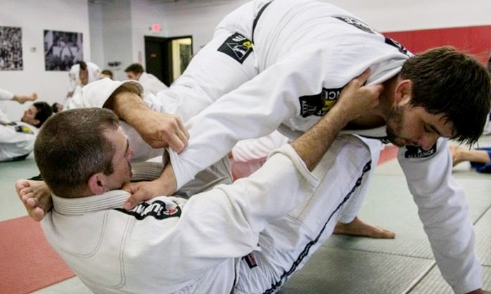 BJJ, Inc.-Fight to Win Brazilian Jiu-jitsu of Denver, NC - Lowesville: One or Three Months of Kids' or Adult Brazilian Jiu-jitsu Classes at BJJ, Inc. of Denver, NC (Up to76% Off)