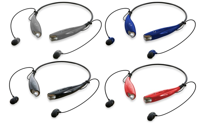 Up To 50 Off On Ilive Wireless Bluetooth Headset Groupon Goods