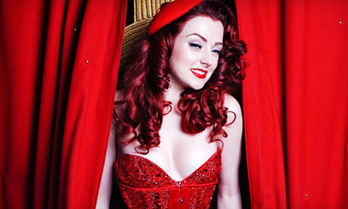 Bottoms Up Burlesque Revue and Stars & Stripes Burlesque Revue - Near North Side: Burlesque Revue for Two at The Joynt (Up to 55% Off). Two Options Available.