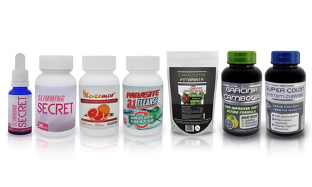 FourMonth WeightLoss Pack and R100 SA Vitamins Voucher 059 Including Delivery