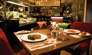 One to One Hotel, The Village: International Buffet for One or Two Adults or One or Two Children (Up to 58% Off)