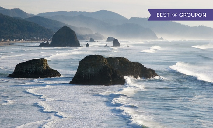 Inn at Cannon Beach - Cannon Beach, OR: Stay withDiningCredit at Inn at Cannon Beach in Cannon Beach, OR. Dates into May.