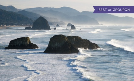 Groupon Deal: Stay with Dining Credit at Inn at Cannon Beach in Cannon Beach, OR. Dates into May.