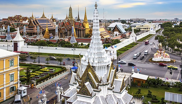 Bangkok: Stay + Return Airfare 8