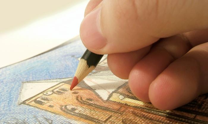 Scuola Internazionale Di Comics - West Town: $25 for $45 Worth of Drawing Classes — Scuola Internazionale Di Comics