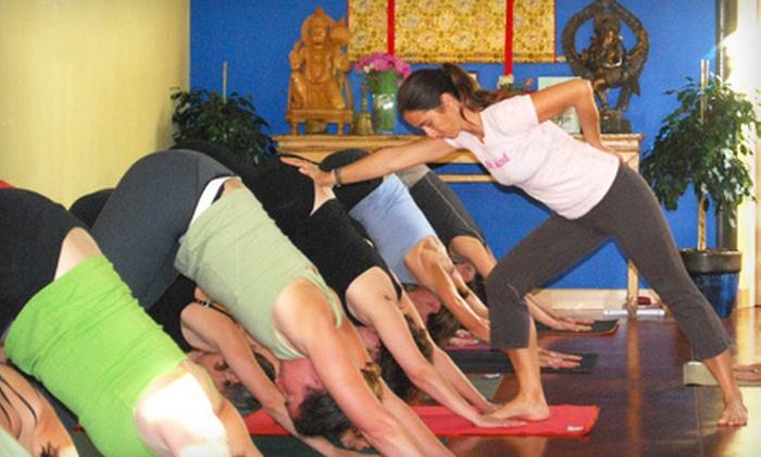 Westside Yoga Studio  - Gravenstein: 10 or 15 Classes at Westside Yoga Studio in Sebastopol (Up to 80% Off)