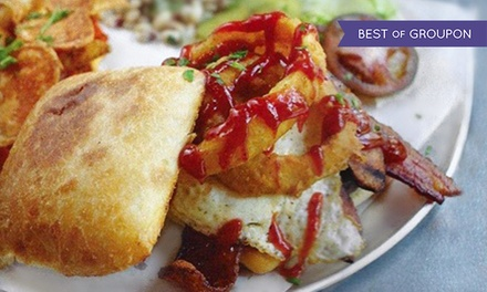 $15 for $26 Worth of Casual American Food at The Boot at Preserve Village