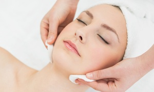 Halina's Skin & Body Care: Gentlemen's Facial or Signature Facial with Optional Lift at Halina's Skin & Body Care (Up to 51% Off)