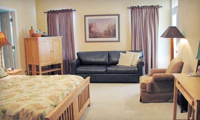 15 Acres Retreat - Quitman: Two-Night Stay for Two at 15 Acres Retreat in Quitman (Up to $340 Value)