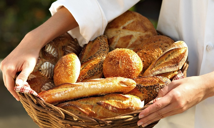 Not Bread Alone - Johannesburg: Value Vouchers From R40 at Not Bread Alone (Up to 52% Off)