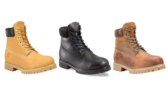 timberland destockage