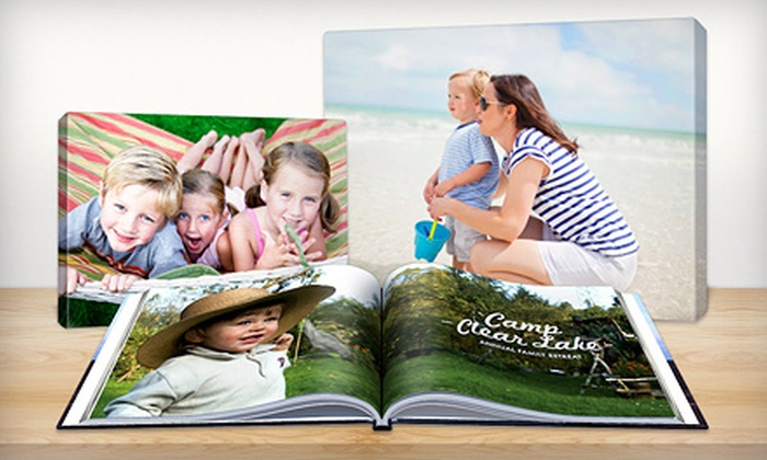 Picaboo: $19 for $70 Worth of Custom Photo Books, Canvas Prints, Collage Posters, Enlargements and More from Picaboo (73% Off)