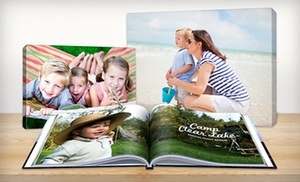 $19 For $70 Worth Of Custom Photo Books, Canvas Prints, Collage Posters, Enlargements And More From Picaboo (73% Off)
